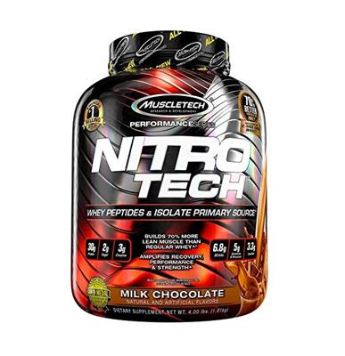 MUSCLETECH Nitro Tech Chocolate 1800 gr.