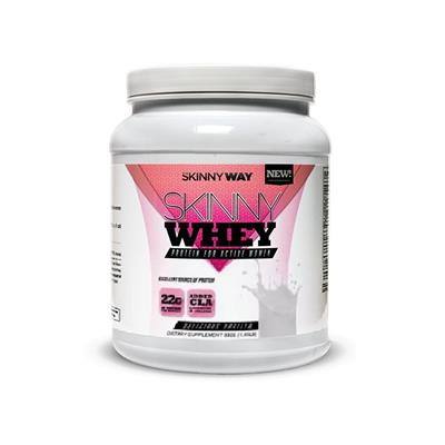 SKINNY Whey Protein For Women Vainilla 832 gr.