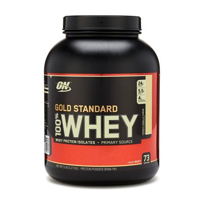 OPTIMUM NUTRITION Whey Gold Vainilla  2273 gr.