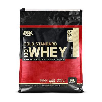 OPTIMUM NUTRITION Whey Gold Vainilla 4540 gr.