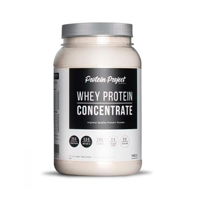 PROTEIN PROJECT Whey Protein Vainilla  908 g