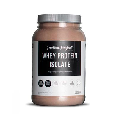 PROTEIN PROJECT Whey Protein Isolate Chocolate 908 gr.
