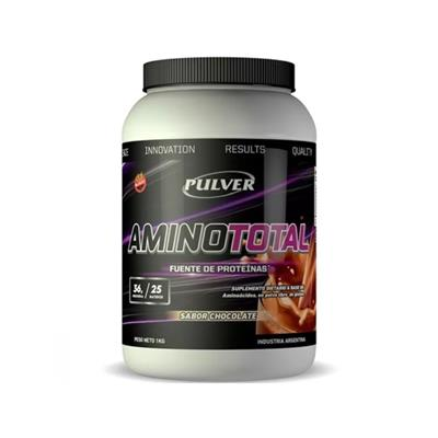 PULVER Amino Total Chocolate  1000 gr.