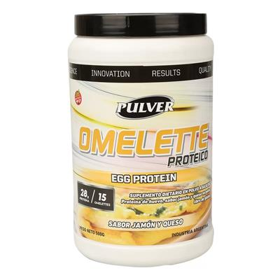 PULVER Omelette Proteico  500 gr.