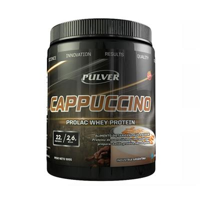PULVER Prolac Whey protein Capuccino  500 gr.