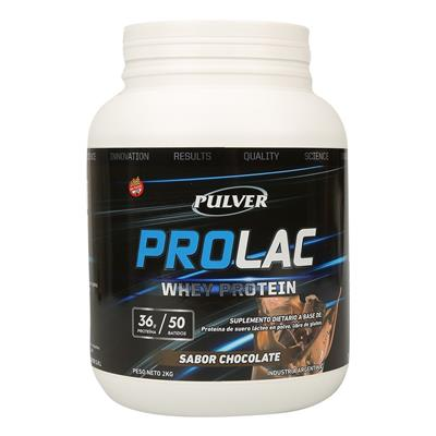 PULVER Prolac Whey protein Chocolate 2000 gr.