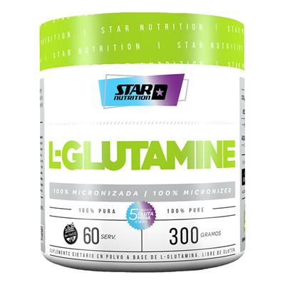 STAR NUTRITION Glutamina  300 gr.