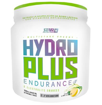 STAR NUTRITION Hydroplus Endurance Limon  700 gr.