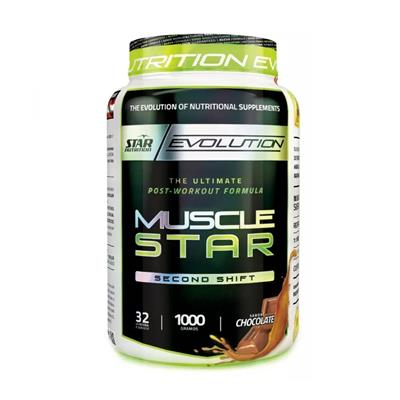 STAR NUTRITION Musclestar Chocolate 1000 gr.