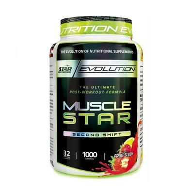 STAR NUTRITION Musclestar Frutas  1000 gr.