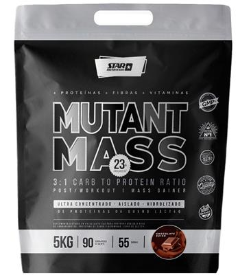 STAR NUTRITION Mutant Mass Chocolate 5000 gr.