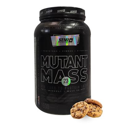 STAR NUTRITION Mutant Mass Cookies & Cream 1530 gr.