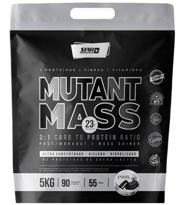 STAR NUTRITION Mutant Mass Cookies & Cream 5000 gr.
