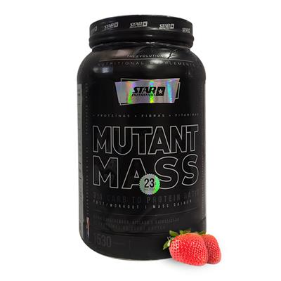 STAR NUTRITION Mutant Mass Frutilla 1530 gr.