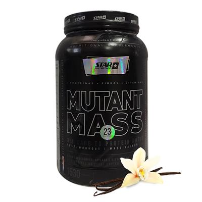 STAR NUTRITION Mutant Mass Vainilla 1530 gr.