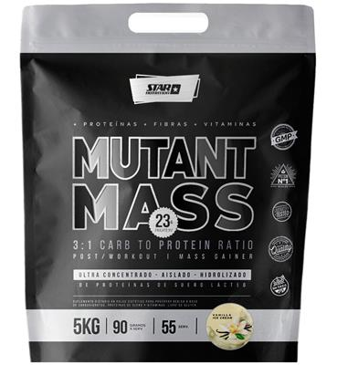 STAR NUTRITION Mutant Mass Vainilla 5000 gr.