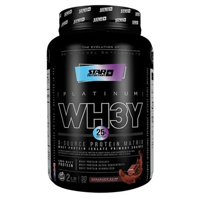 STAR NUTRITION Whey 3 Matrix Chocolate  1000 gr.