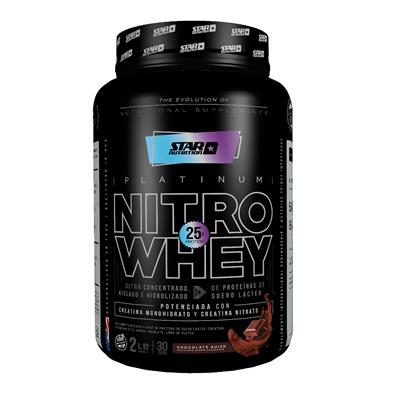 STAR NUTRITION Whey Nitro Chocolate 1000 gr.