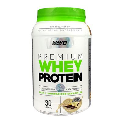 STAR NUTRITION Whey Protein Banana  1000 gr.