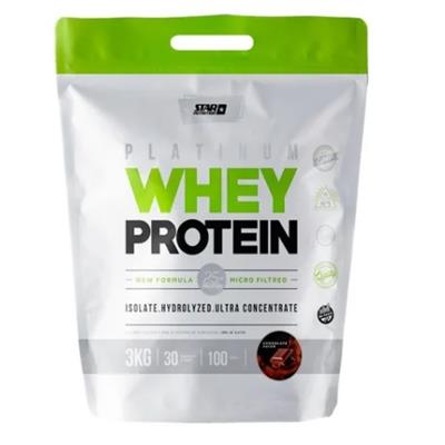 STAR NUTRITION Whey Protein Chocolate 3000 gr.