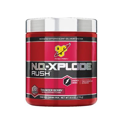 BSN No-Xplode Rush Thunder Berry  270 gr.