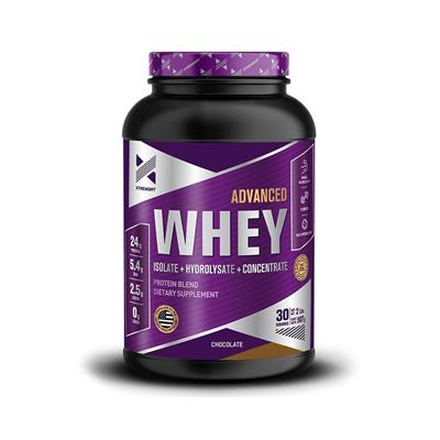 XTRENGHT Advanced Whey Protein Chocolate 1000 gr.