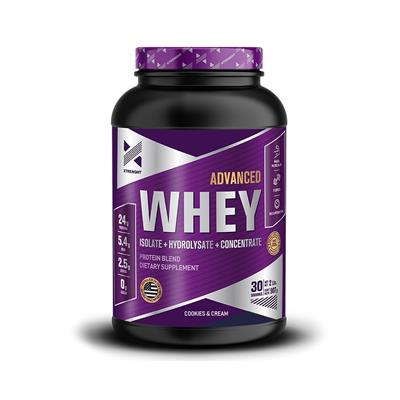 XTRENGHT Advanced Whey ProteinCookies & Cream 1000 gr.