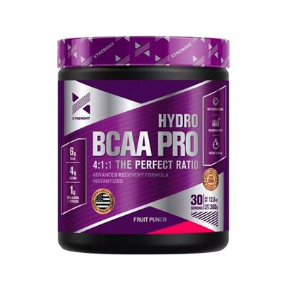 XTRENGHT Hydro Bcaa Pro Fruit punch 360 g