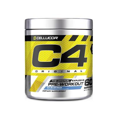 CELLUCOR C4 Ice Blue Razz 390gr.