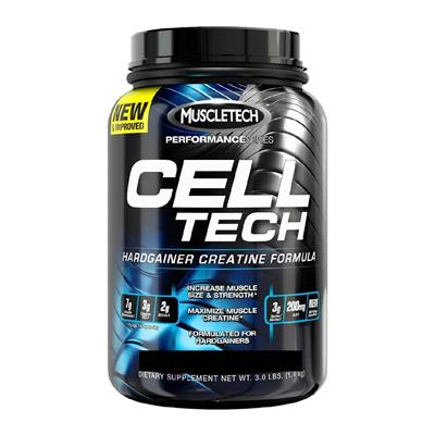 MUSCLETECH Cell Tech Fruit Punch 1360 gr.