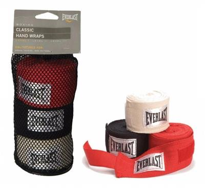 EVERLAST Vendas Clasicas Pack x 3 (3.04 M.)