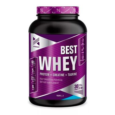XTRENGHT Best Whey Protein Va (907 gr.) (26 sv.)