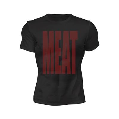 BUCKLER Remera Meat