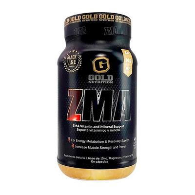 GOLD NUTRITION ZMA (60 caps.)