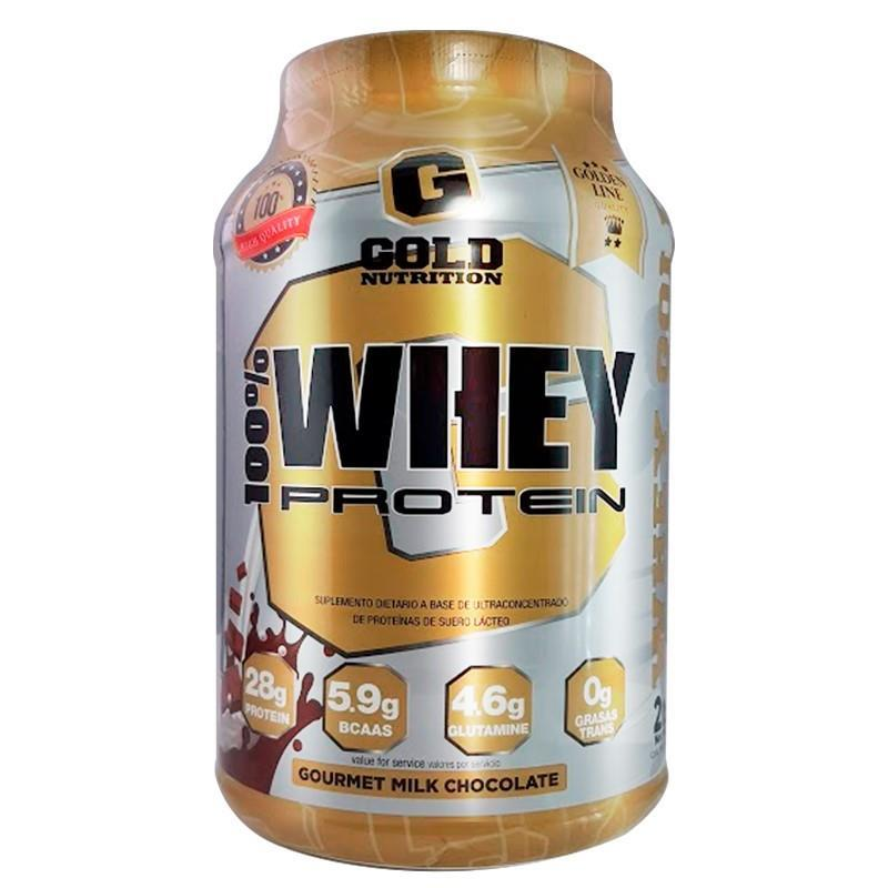 GOLD NUTRITION Whey Protein 100% Ch (907 gr.) (2 lb.)