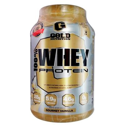 GOLD NUTRITION Whey Protein 100% Va (907 gr.) (2 lb.)