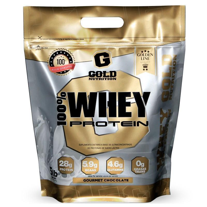GOLD NUTRITION Whey Protein 100% Ch (2267 gr.) (5 lb.)