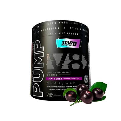 STAR NUTRITION Pump V8 Next Gen Acai  (285 g.) (30 sv.)