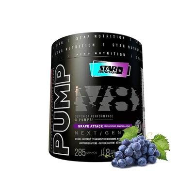 STAR NUTRITION Pump V8 Next Gen Grape (285 g.) (30 sv.)