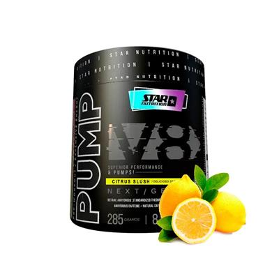 STAR NUTRITION Pump V8 Next Gen Citrus (285 g.) (30 sv.)