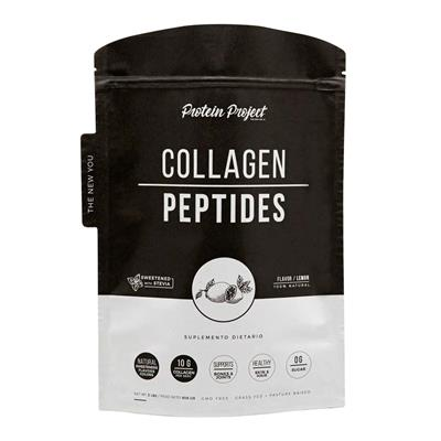 PROTEIN PROJECT Collagen Peptides Lemon
