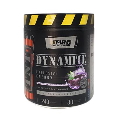 STAR NUTRITION TNT Dynamite Acai Power (240 g.) (30 sv.)