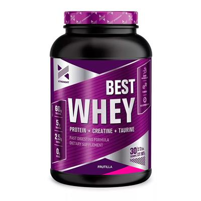 XTRENGHT Best Whey Protein Fr (907 gr.) (26 sv.)