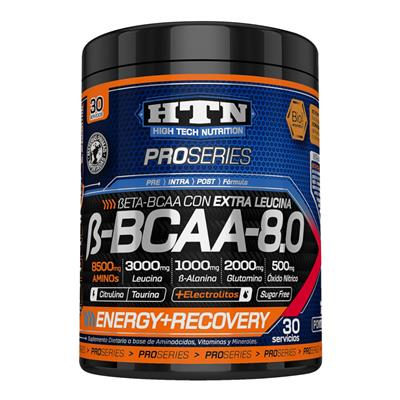 HTN BCAA 8.0 Fruit Punch (360 gr.) (30 sv.)