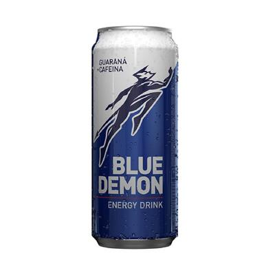BLUEDEMON Energy Drink 473 ml.