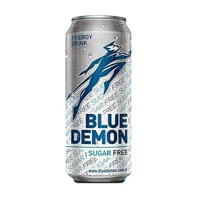 BLUEDEMON Energy Drink Sugar Free 473 ml.