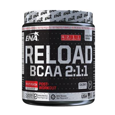ENA Bcaa Reload 2.1.1 Fruit Punch 220 gr.