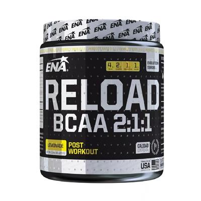 ENA Bcaa Reload 2.1.1 Lemonade  220 gr.