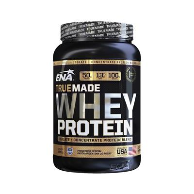 ENA Whey Protein True Made Frutilla  1000 gr.