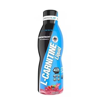 GENTECH Carnitina Liquida 500 Ml  1000 mg x sv.